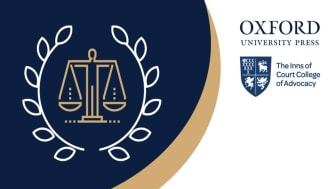 Third time lucky for Open University winners of the OUP & ICCA National Mooting Competition