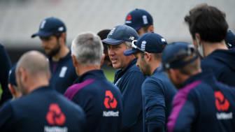 England head coach Chris Silverwood (Getty Images)