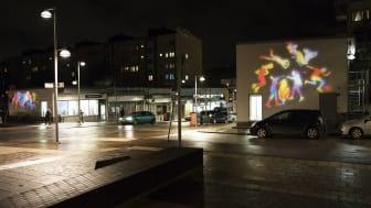 Ljuskonst Rinkeby