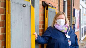 Liz Mead, Accessiblity Champion, Stevenage 3