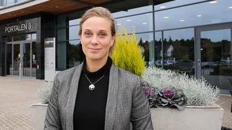 Karolina Sahlström delar sin tid som VD mellan Kreativa Hus Skövde AB och Science Park Skövde AB till dess att ny VD rekryterats.