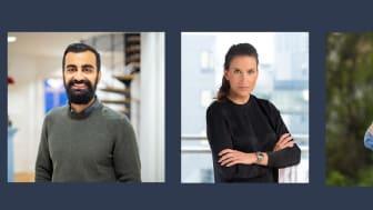 Amir Omed, Siri Hane och Günther Mårder talar den 17 juni.