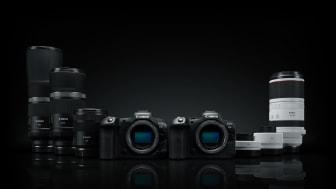 Oppdateringen bygger på tilbakemeldinger fra brukerne, og gir nye foto- og videomuligheter på EOS R5, EOS R6 og EOS-1D X Mark III