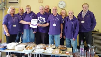 Stockport group celebrates five years of vital support for stroke survivors