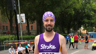 Nottingham runner celebrates 2,000 mile year-long mission with Charity Ball