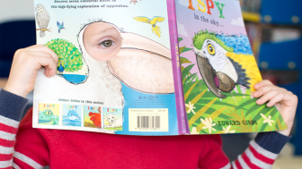 Monthly Story Time sessions at Ramsbottom Library