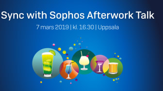 Sync with Sophos Afterwork Talk - Uppsala