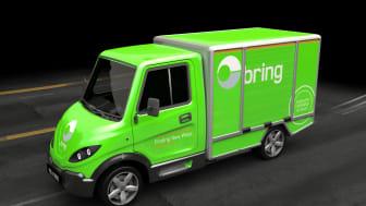 Bring investerar i Inzile som utvecklat utsläppsfri lätt lastbil