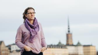 Nilla Helgesson, Direktor/VD på Skyddsvärnet, uppmanar fastighetsägare att ta ett socialt ansvar. Foto: Skyddsvärnet
