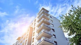 Fem steg till sänkta radonhalter i bostadsrättsföreningar och hyresfastigheter