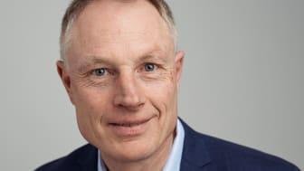 Tomas Wall, ordförande i forsknings- och kunskapsföretaget Energiforsk och moderator på SWITCH.