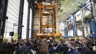 170 personer från det svenska näringslivet deltog i APM Terminals Gothenburgs lansering av klimatinitiativet Green Gothenburg Gateway