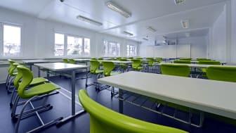 Gute Luft im Klassenzimmer