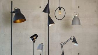 Kid lanserer helt ny lampekolleksjon!
