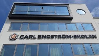 Invigning och öppet hus hos nya gymnasieskolan i Eslöv