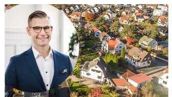 Fastighetsmäklaren Alexander Berghs bästa tips inför renoveringen av ett äldre hus