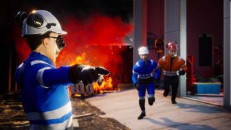 Mann-oppfordrer-kolleger-til-a-romme-fra-brann-TRA-01907- Foto_Amanda_van_Til