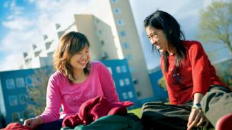 Stora möjligheter för internationellt utbyte på Hälsohögskolan
