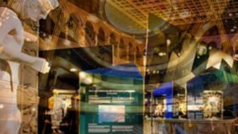 Antikens Grekland och teatern  - ett samarbete mellan Medelhavsmuseet och Dramaten
