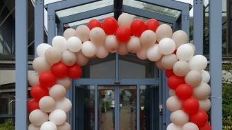 Bureau Veritas ansatte besøger de nye lokaler i Fredericia