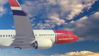 Norwegian fortsætter med at flyve til populære destinationer i Italien, Spanien, USA og Thailand