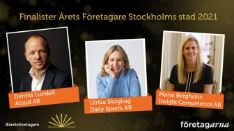 Ulrika Skoghag, VD för Daily Sports är en av finalisterna.