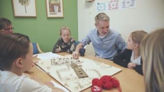 Förankring och samspel med slutbrukarna är A och O för att bygga en hållbar skola.