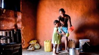 Fast die Hälfte aller Familien in Eswatini gilt als arm. Die aktuellen Proteste haben ihre Not noch verschärft. Foto: Max Bastard 2016 (Bild zur Verwendung nur im Kontext der SOS-Kinderdörfer weltweit)