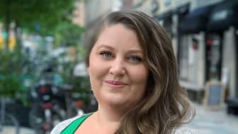 Anna Tenfält, projektledare, WorldPride 2021