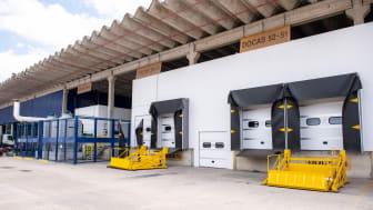 Panalpina Brazil warehouse docks