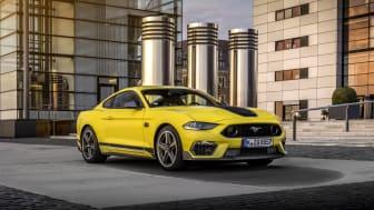 Az új Ford Mustang Mach 1