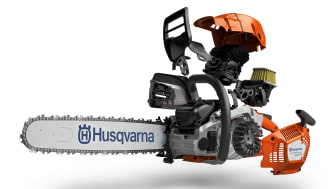 Motorsav 572XP - packshot (1)