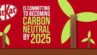 Pääosa KitKatin päästöistä syntyy kaakaon ja maidon tuotannossa. Muun muassa uudistavan maatalouden käytäntöjen käyttöön otto tekevät KitKatista hiilineutraalin vuoteen 2025 mennessä.
