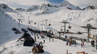 Das 32. SportScheck Gletscher Testival ist der perfekte Start in die neue Saison.