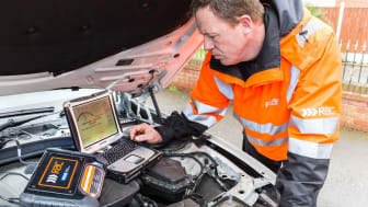 RAC equips patrols with state-of-the-art battery diagnostic kits