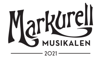 Logotyp Markurell Musikalen
