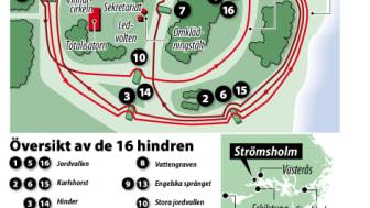 Upplev söndagens sportsliga godbitar på Strömsholm