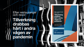 Sydsvenska Handelskammarens nya rapport. Design & layout: Sarah Mesch