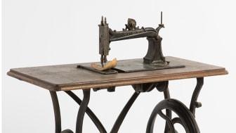 10 september 2021 er symaskinen 175 år.