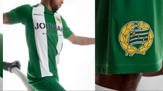 Hammarby Fotboll blir ett flaggskepp för Craft inom teamwear