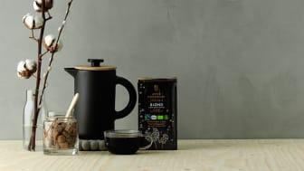 Nyhet - Blond. När kaffet inte rostas lika mörk skapas nya spännande smakreferenser. Vi kallar det ljusrostad perfektion.
