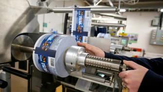 Nestlé intensifierar omvandlingen till mer hållbara förpackningar
