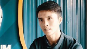 Thai professional footballer Chaowat Veerachart