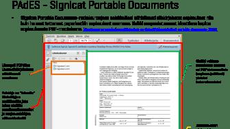 PAdES - Signicat portable documents