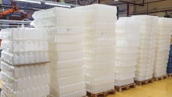 Ökad efterfrågan på handspritförpackningar, Emballator Melleruds Plast kraftsamlar