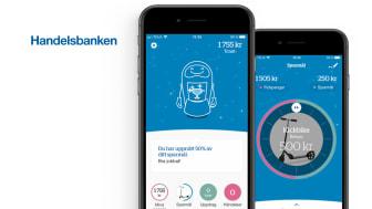 Handelsbankens barnapp vann Privata Affärers utmärkelse Årets app 2018