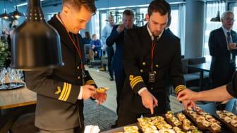 20211018__Åpning av Hurtigruten Lounge Bergen_33C_Espen Mills