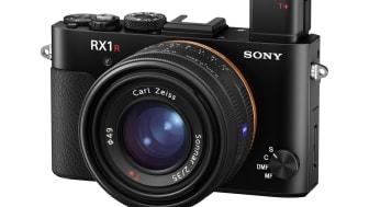 Sony introducerer nyt, kompakt RX1R II med 42,4 megapixel og bagbelyst full-frame-sensor