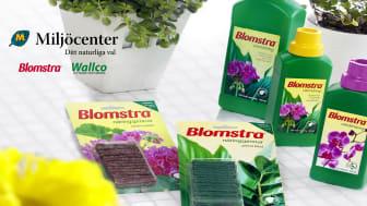 Miljöcenter har köpt Blomstra och Wallco!