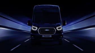 Ford præsenterer ny Transit-generation på Hannover varebilsshow